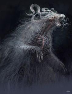 The White Earth - Dark Souls III Bunyip