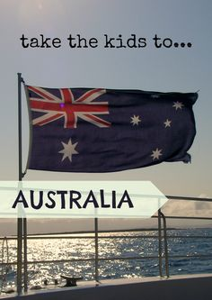 Take the kids to Australia! Why Australia makes a great family travel destination from a family who lived there for 6 years. http://worldtravelfamily.com/why-take-your-kids-to-australia/