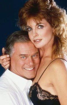 J.R and Sue Ellen #Dallas