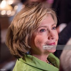 Secretary Hillary Rodham Clinton attends the 7th Annual Carnegie Hall Medal Of…