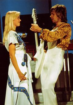 Your favourite Agnetha and Björn pic - Seite 3 | www.abba4ever.com