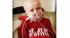 St. Jude Cancer Patients | St. Jude Patient Celebrates Birthday And Improving Health