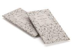 Beta5 Chocolates - Glasfurd & Walker : Concept / Graphic Design / Art Direction : Vancouver, BC