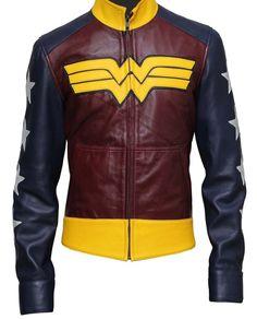 Wonder Woman Movie Leather Jacket   http://www.bikerleatherjacketus.com/product/suicide-squad-jared-leto-joker-leather-coat-crocodile-texture-copy/