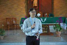 LWF Asia Desk Secretary, Rev. Dr Philip Lok Oi Peng speaking this year at the Asia Pre-Assembly in Bangkok. #Day231 until the Twelfth Assembly. #Assembly365 #LWFAssembly