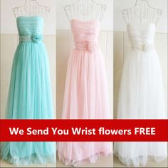 Find More Information about Cheap Wedding Party Dress Tulle Strapless Tube Top Long Mint Bridesmaid Dresses Under 50 Vestido De Dama De Honra Free Size ,High Quality dress up casual dress,China dress camp Suppliers, Cheap dress minnie from Princess Sally International Co.,Ltd on Aliexpress.com