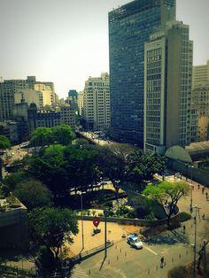 Viaduto Santa Ifigênia - São Paulo (by Caroline Cândido)