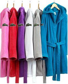 Lacoste smash bath robe available at Macy's #bathrobe #weddinggift #macys http://www.macys.com/registry/wedding/catalog/product/index.ognc?ID=327004&cm_mmc=BRIDAL-_-CARAT-_-n-_-BCPinterest
