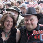 Rod Stewart and Cyndi Lauper Fan Photos 7.14 | Rewind 100.9