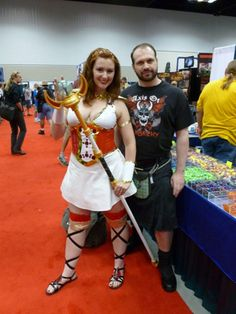 """Gen Con 2012 Costumes"" - Codex and Fawkes"