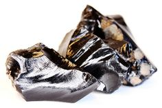 Obsidian (Igneous Rock)