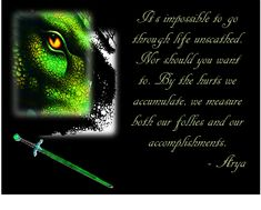 images quotes from saphira in eragon - Google Search