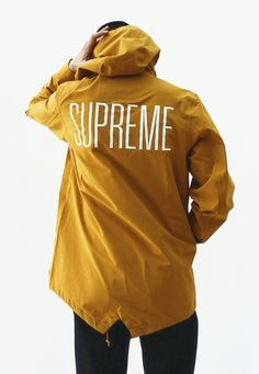 Yellow Mister Supreme