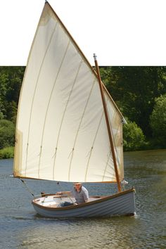 TRAD DINGHIES FOUND AT BEALE PARK BOAT SHOW