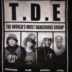 Black Hippy #TDE