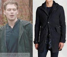 The Originals: Season 3 Episode 18 Klaus' Black Coat