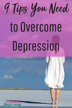 You will find tips to overcome depression and a free printable worksheet. The worksheet will put the tips together in a way that you have your own tool box.
