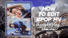 Please Subscribe, Like and Comment🤩 #howtoeditkpopmv #kpopmvedit #kpop #mvedit #chungha #chunghaplay Kpop, Play, Youtube, Instagram, Youtube Movies
