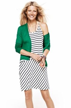 Gwyneth Paltrow for Lindex's 'Modern Preppy' Spring 2012 Campaign