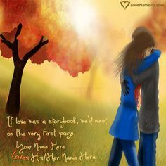 Write cute love couple name ont beautiful Romantic Love Quotes For Him and surprise your lover , wife , husband , girlfriend or boyfriend by sending these sweet love images Sweet Love Images, Love Images With Name, Romantic Love Images, Love Quotes For Him Romantic, Romantic Couple Names, Cute Love Couple, Romantic Couples, Images For Facebook Profile, I Hug You