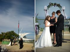 Ceremony At O Donnell Park Coast Miller Room Milwaukee Jbe Photography Wedding Photojournalist Doentary