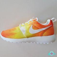 Nike Roshe Run Sunset