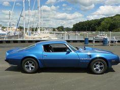 1974 Pontiac Firebird, 400 4bbl/4speed/3.42 Posi