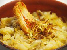 Sopas secas de setas variadas | Cocinar en casa es facilisimo.com