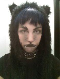 funny monster makeup