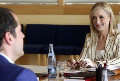 El PP y C's cierran el acuerdo: Cifuentes, nueva presidenta de Madrid