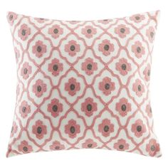 JLA Home Sterling Decorative Square Pillow - EO30-1994A