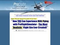 ProFlightSimulator® - The Most Realistic Airplane Flight Simulator ...