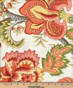 SUMM-Multi - Jacobean - Fabric