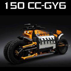 150cc X-Racer motorcycle / Racing ATV motorcycle