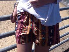 great diy shorts tutorial