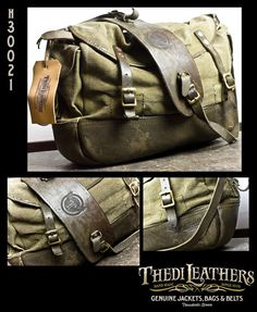 Thedi Leathers: Bags Spring/Summer 2014