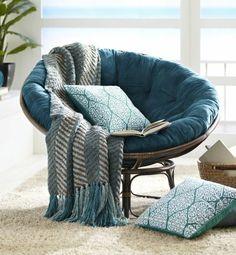 Vous est-il déjà arrivé d'avoir juste tout simplement envie de vous jeter dans un fauteuil rien qu'en le voyant ? Voici une petite sélection juste pour vous : www.soodeco.fr