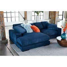 Blue sectional sofa living room home blue sectional sofa home decorations store Blue Sectional, Modern Sectional, Sectional Sofas, Couches, Sofa Design, Chaise Sofa, Sleeper Sofa, Modular Design, Upholstery