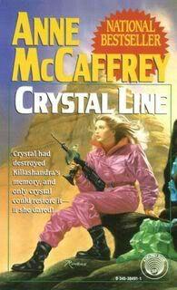 CRYSTAL LINE     Good read  Good series