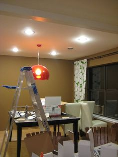 Installing Can Lights In Our Dining Room Part 25
