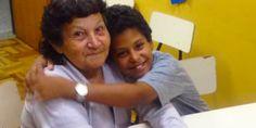 Aos 66 avó volta a estudar para ajudar neto com lição de casa