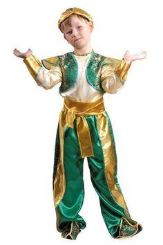 Детский костюм принца Аладдина