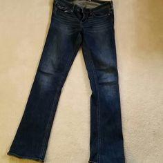 Hollister jeans Dark blue jeans Hollister Jeans Boot Cut