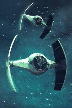Star Wars Space dock #starwars #ships