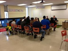 One2One students and mentors asking their Principal questions at this week's #AMA.