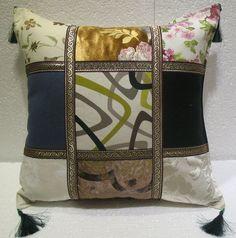 Home decor pillows patchwork cushion cover modern decoration sofa throw mod 90 #Handmade #ArtDecoStyle