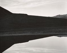 Edward Weston (1886 - 1958) - Badwater, Death Valley, 1938