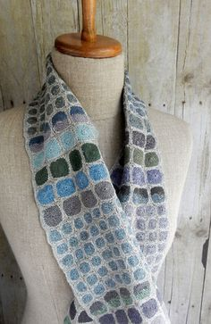 Scarves - Sophie Digard   The French Needle   French Needlework Kits, Cross Stitch, Embroidery, Sophie Digard
