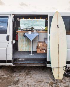 Campervan Hire UK - The 12 Best Campervan Rentals Campervan Hire Uk, Best Campervan, Glamping, Motorhome Hire, Exeter Devon, Surf Trip, Camper Interior, Cool Pets, Camper Van