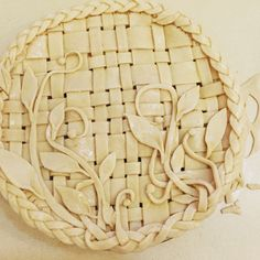 how to make perfect pie crust edges